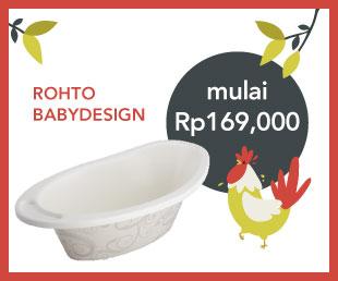Rohto Baby Design