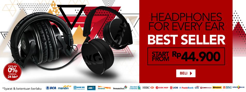 Headphones For Every Ear
