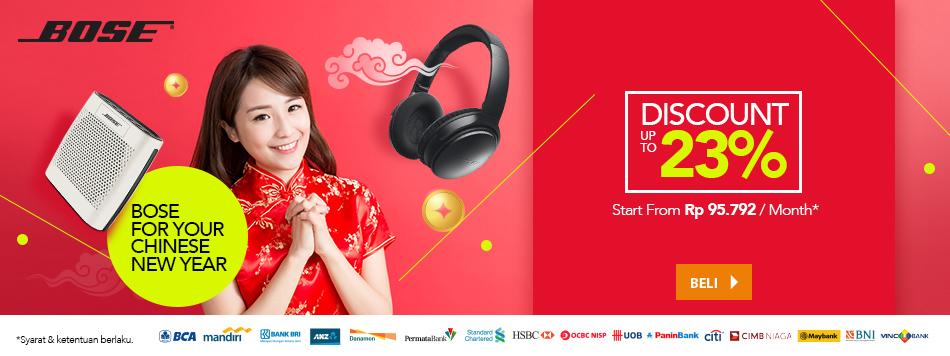 Bose Chinese New Year