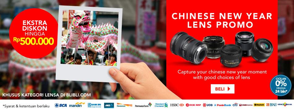 Promo CNY Lensa 2017