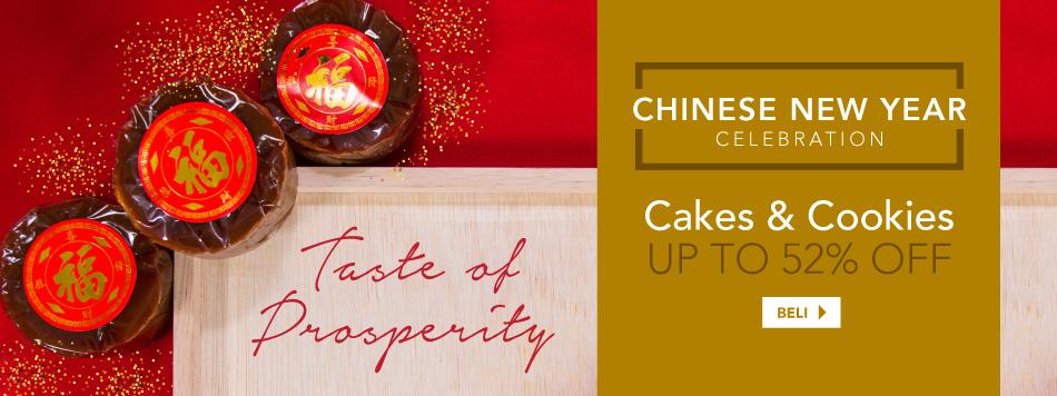 CNY Cakes & Cookies