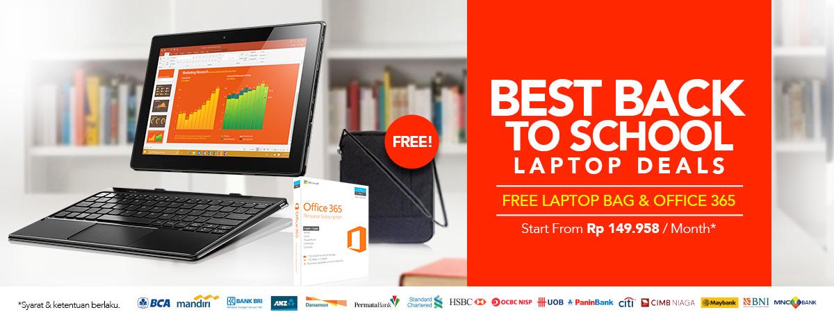 Best Back To School Laptop Deals