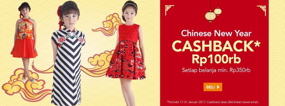 Chinese New Year Cashback