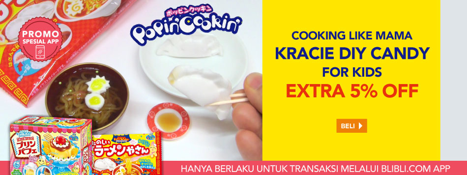 Kracie DIY Candy Extra 10% Off
