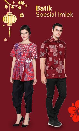 batik Imlek