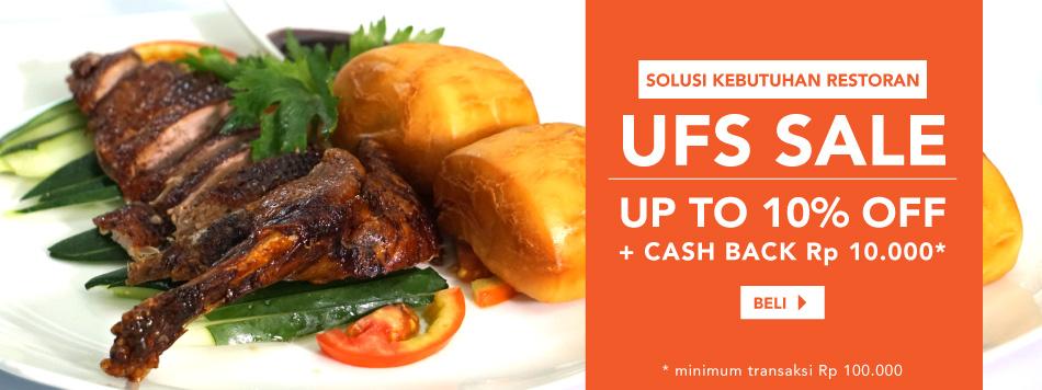 UFS Cashback