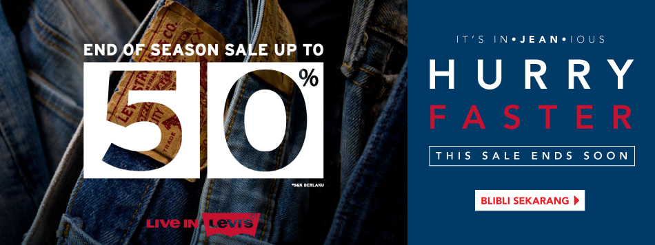 Levi's End of Sale