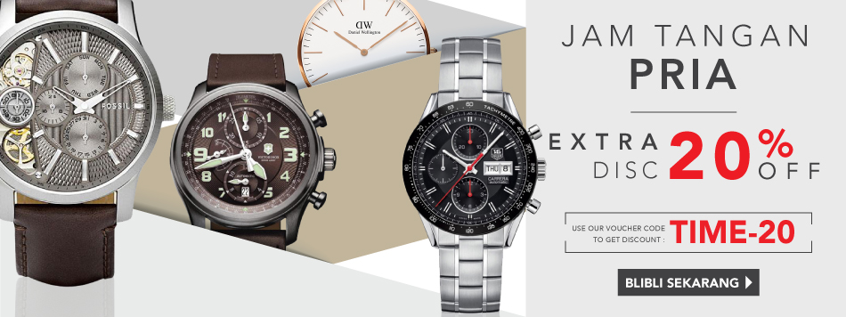 Watches Extra Disc 20%