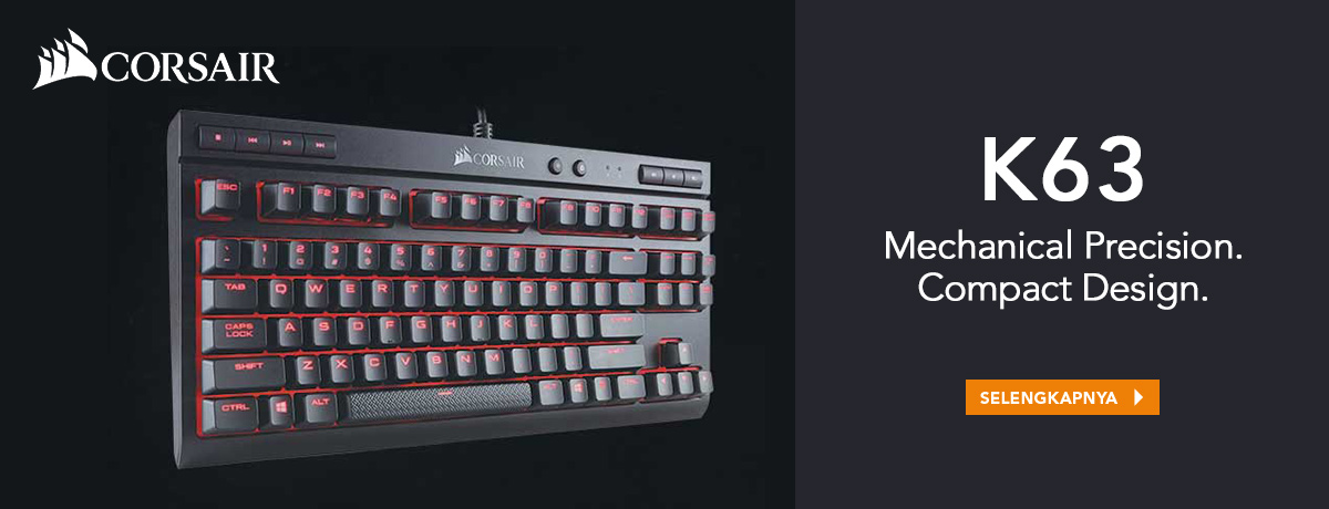 Corsair Cherry MX K63
