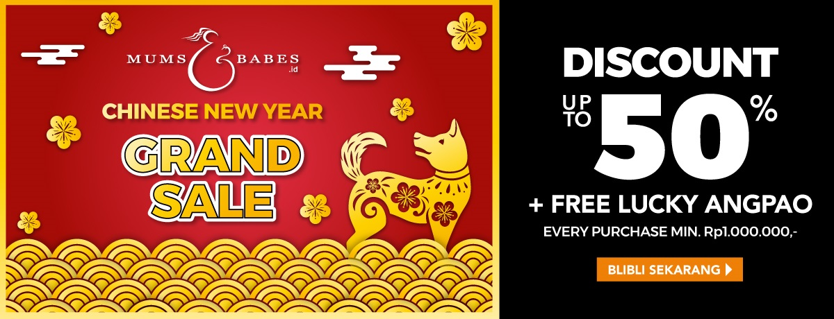 Mums and Babes Chinese New Year Grand Sale