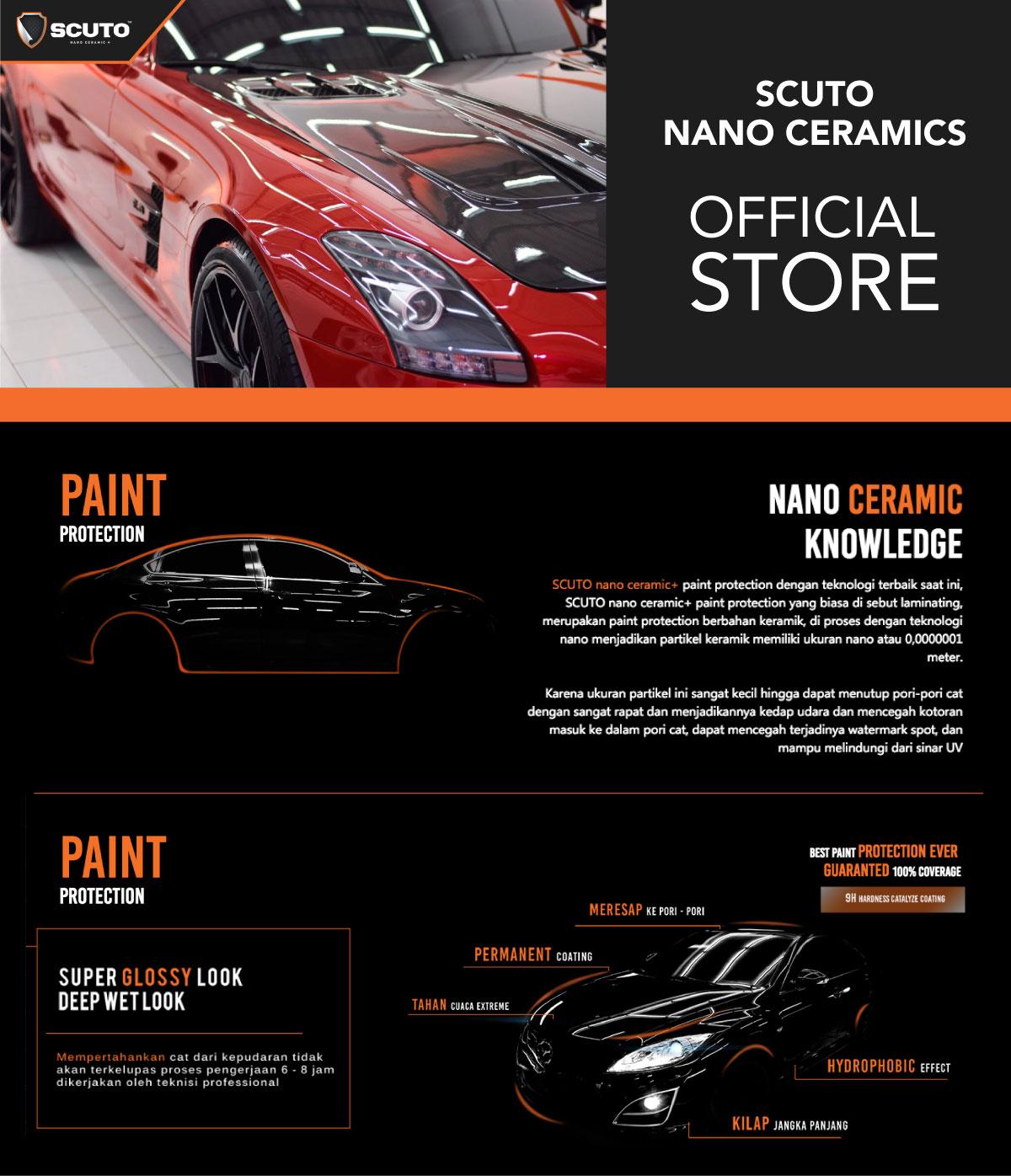 Car Paint Store >> Official Store Produk Otomotif Resmi Scuto Indonesia