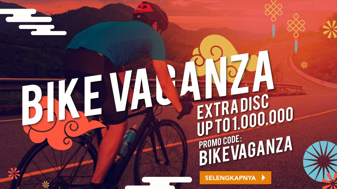 Bike Vaganza - Disc Up To 1.000.000