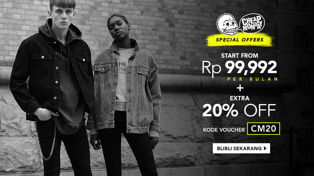 Cheap Monday Extra 20%