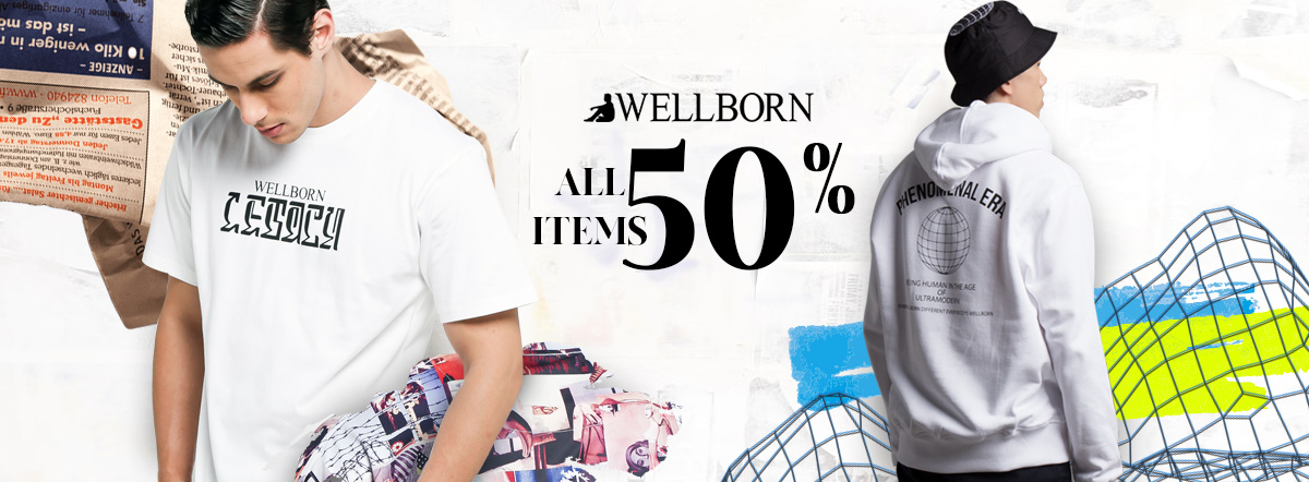 Wellborn Half Price