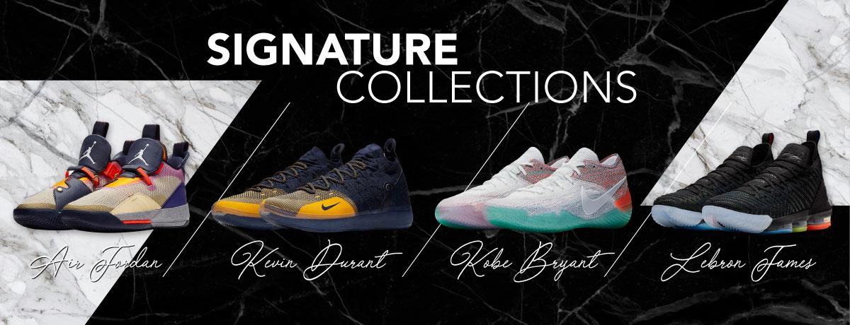 eeae3104dd8 Jual Sepatu Basket Signature Collections - Cicilan 0%