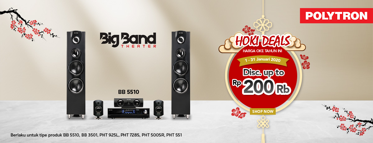 Big Band Theater Hoki Deals