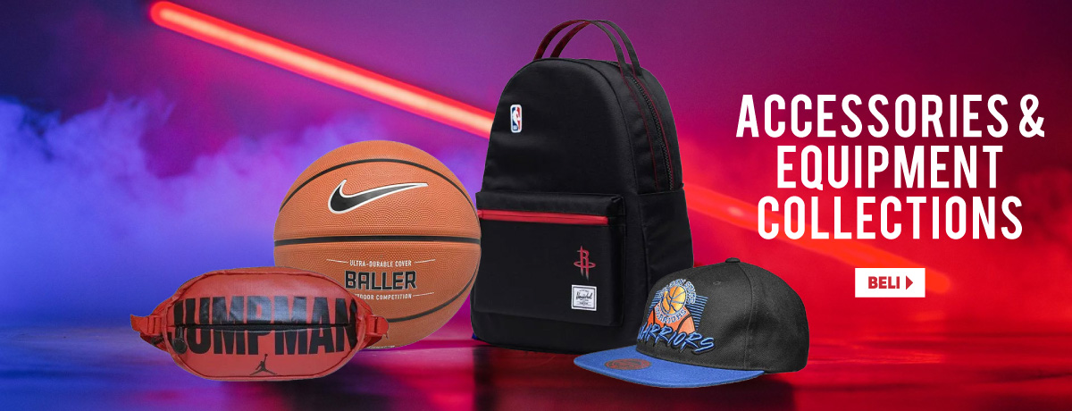 NBA Accessories & Equipment Collection