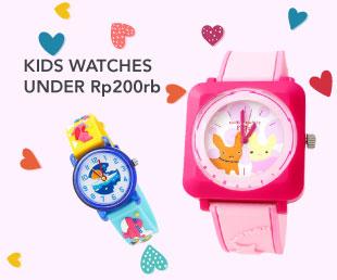 Kids Watch under 200k