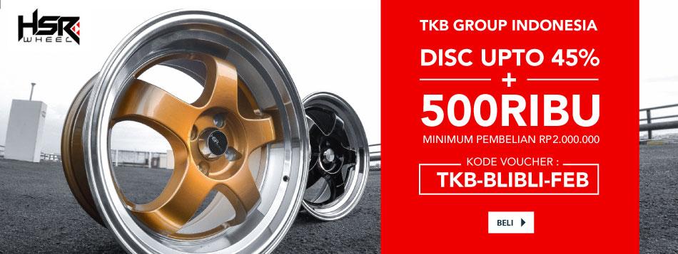 TKB Ekstra diskon 500rb