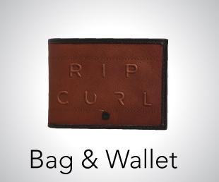 Rip curl tas dan dompet