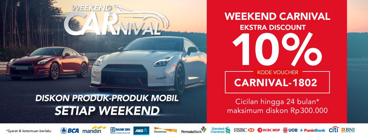 Weekend Carnival