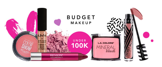 Makeup Under 100rb