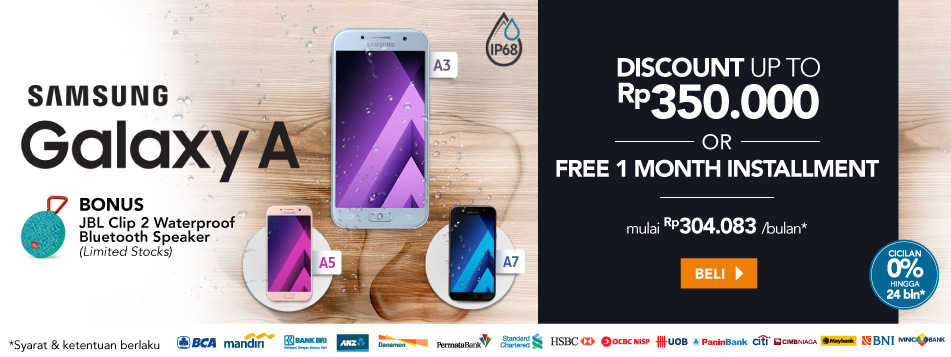 New Launching Samsung Galaxy A Series 2017