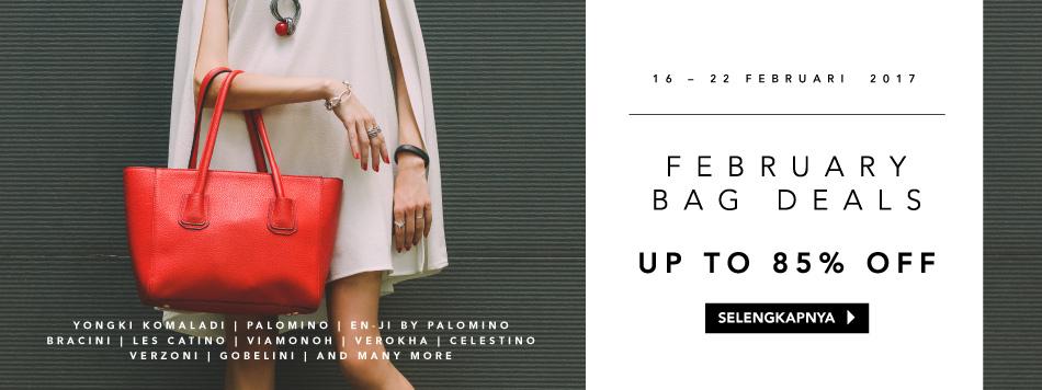 February Bags Deals