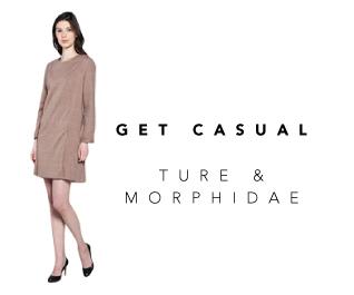 Morphidae & Ture