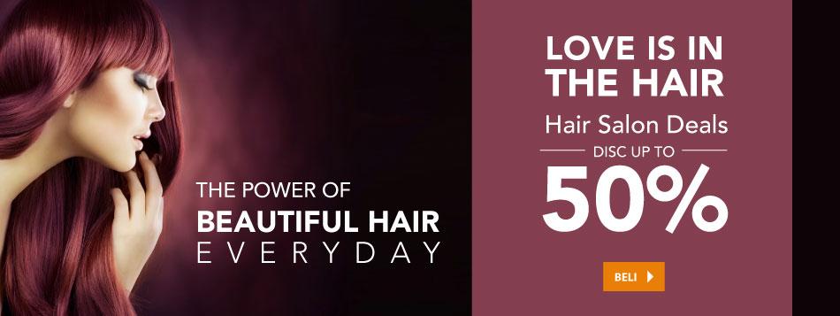 Hair Salon Deals