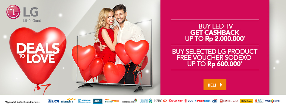 LG Deals to Love