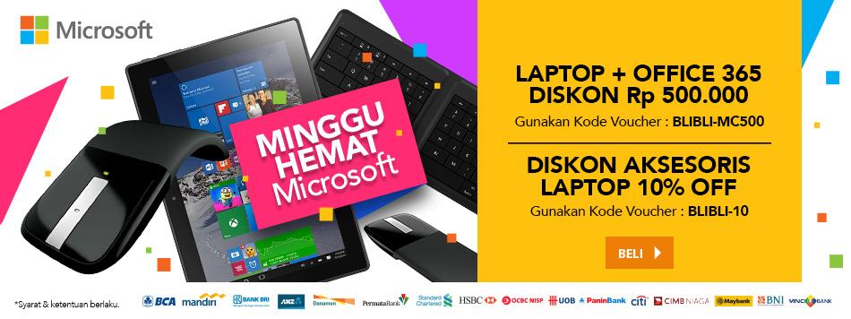 Minggu Hemat Microsoft