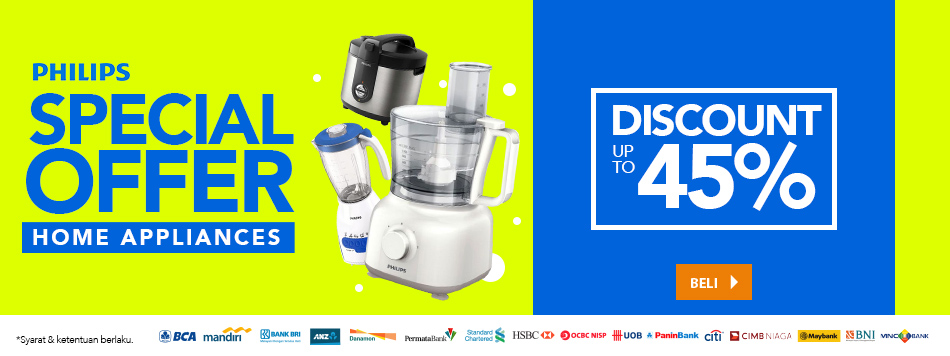Philips Special Offer