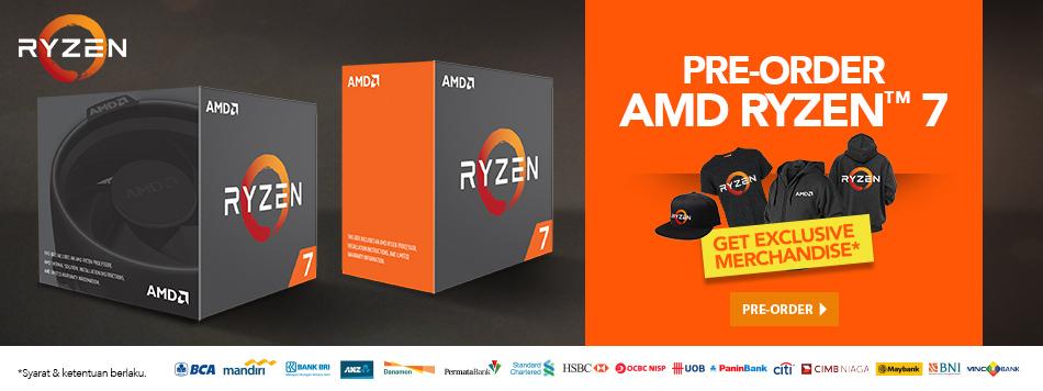 Preorder AMD Ryzen 7