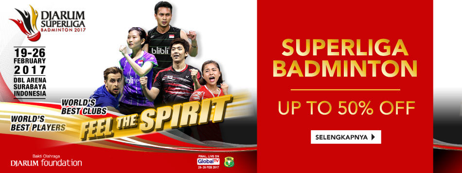 Superliga Badminton