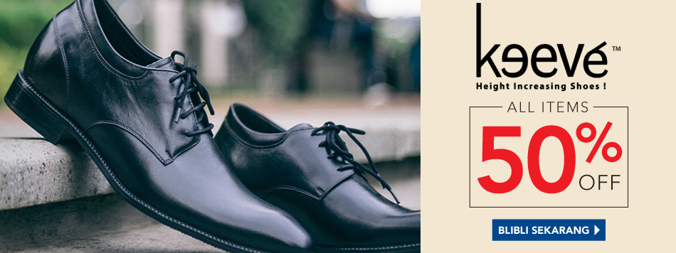 Keeve Shoes Half Price