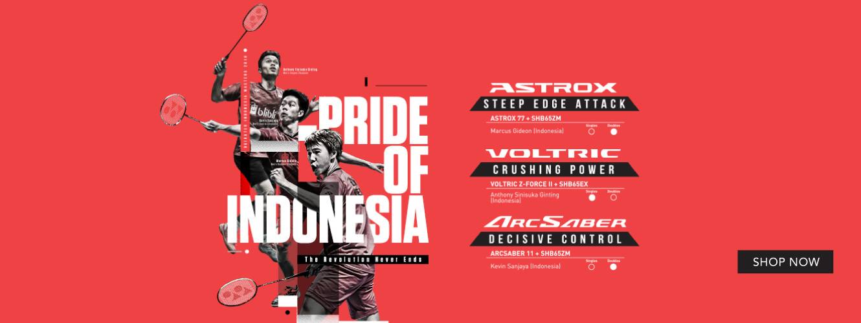 Pride Of Indonesia