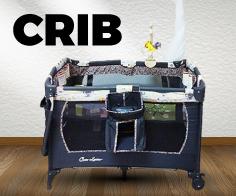 Cocolatte Crib