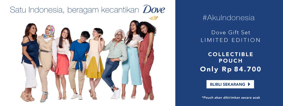 Dove #AkuIndonesia
