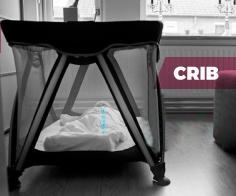 Nuna Crib