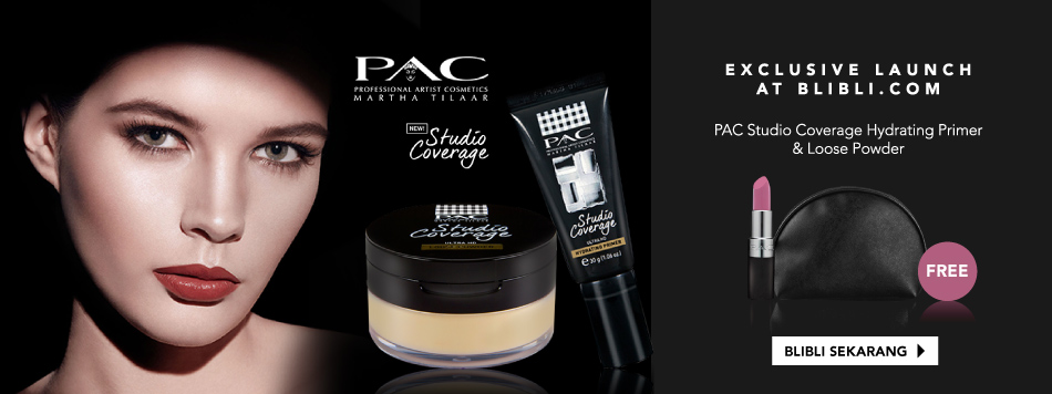 PAC Free Pouch & Lipstick