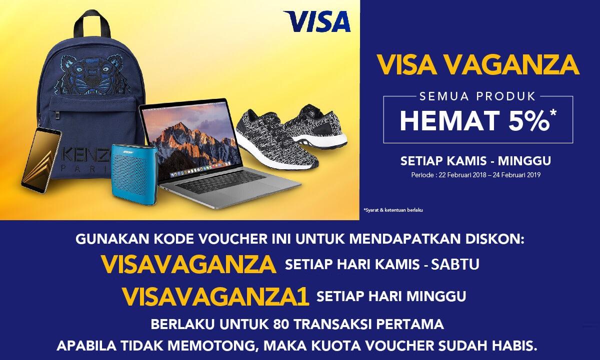 Visa Vaganza