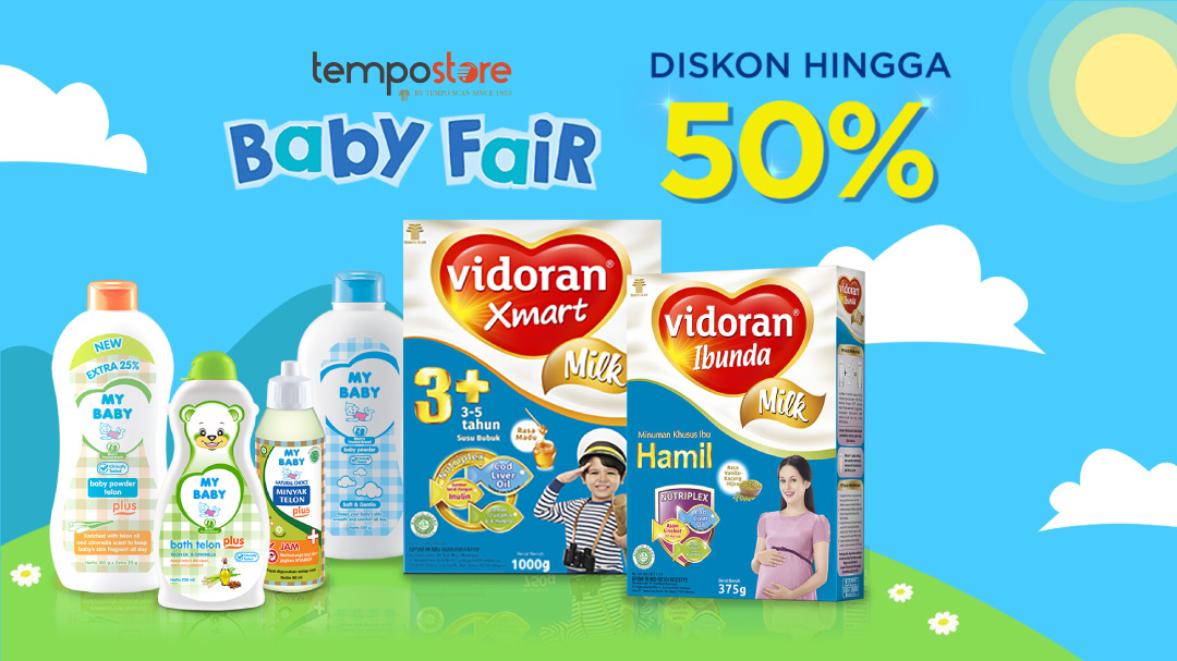 Baby Fair Up To 50% Off