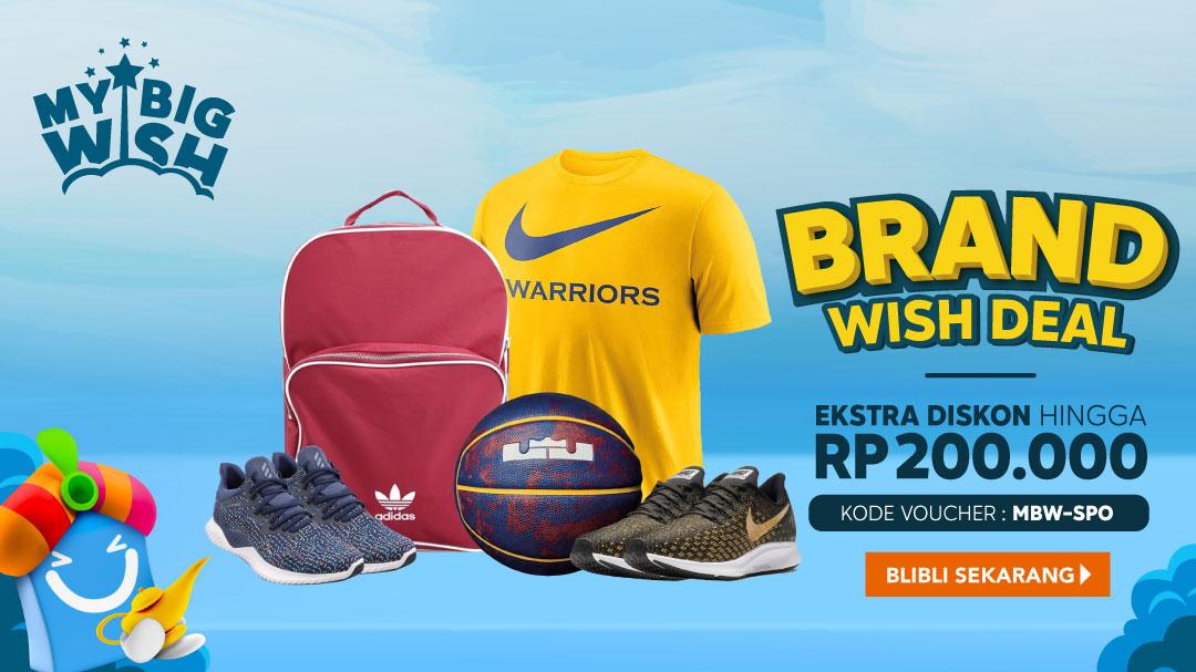 Brand Deals - Sport