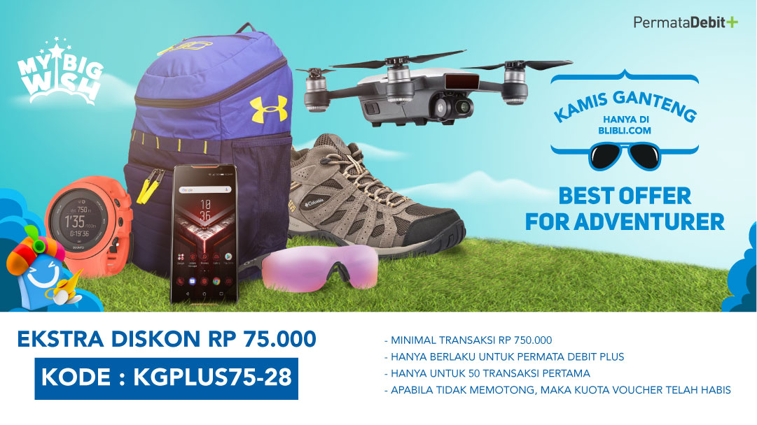 Kamis Ganteng - Promo Produk Smartphone   Fashion Pria  f3a1934b8e