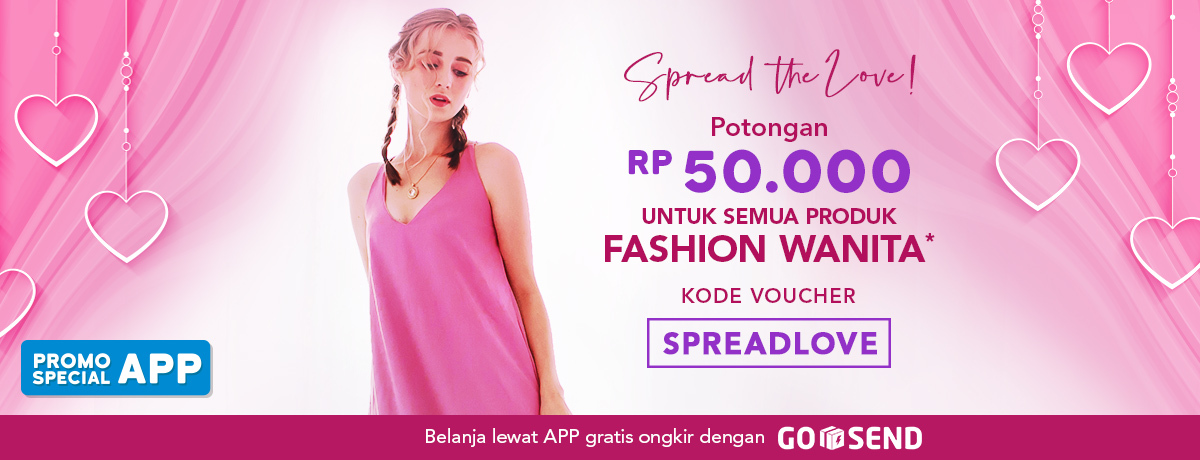 Promo Special App - Pakaian Wanita  edb5d91d1d