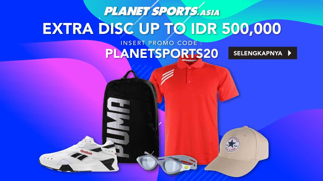 PLANET SPORTS UP TO 500.000