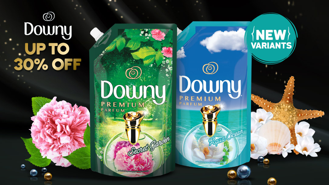Downy 30% Feb