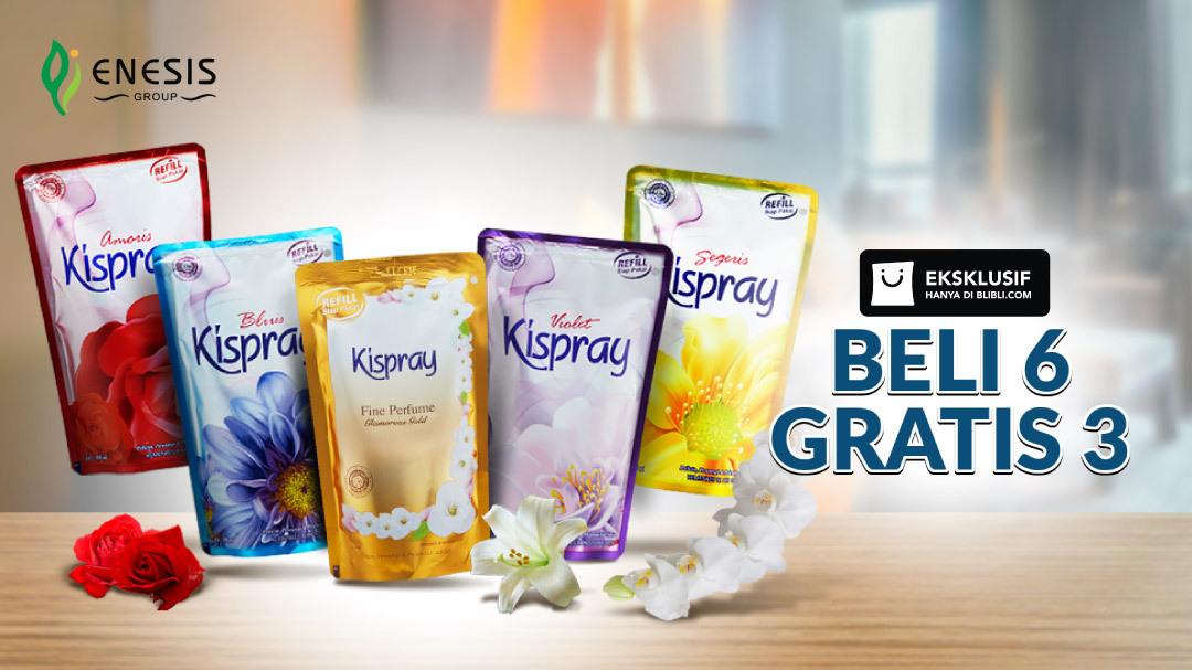 Kispray But 6 Get 3 Feb