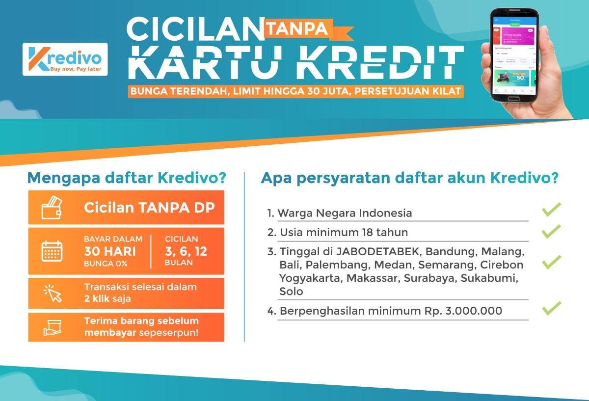 Kredivo - Promo Cicilan Tanpa Kartu Kredit 3 8ce34c2128